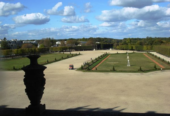 Le Parc et les jardins du Château Saint-Germain-en-Laye