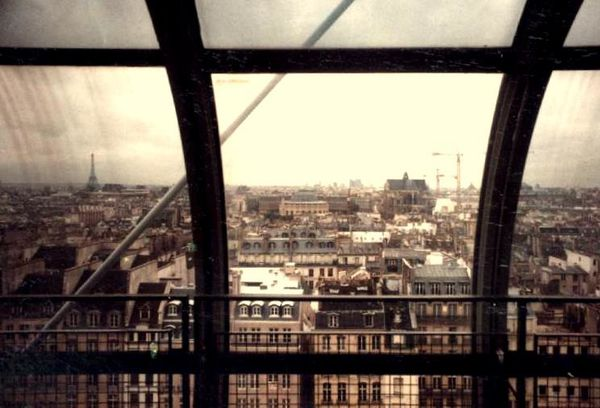 Paris Beaubourg 2