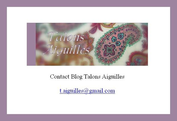 contact blog email
