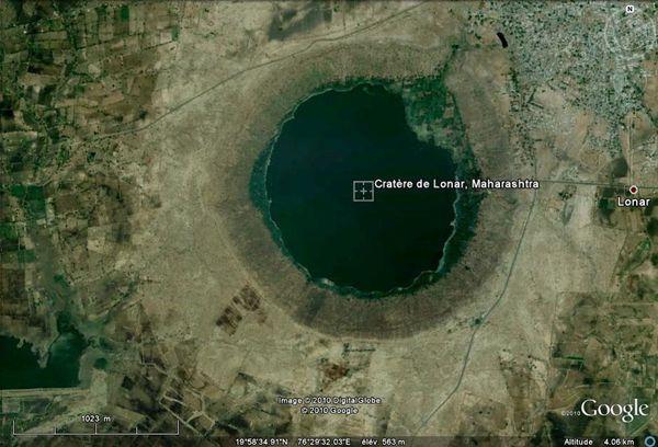 IND Lonar Maharashra 1km 2007 GE1