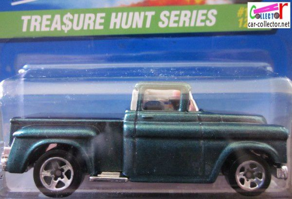 56 flashsider thunt chevrolet cameo collector 578