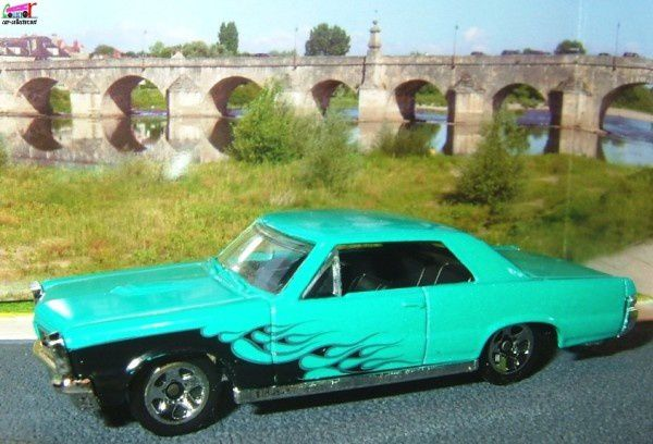 65 pontiac gto 2008.070 hot wheels all stars