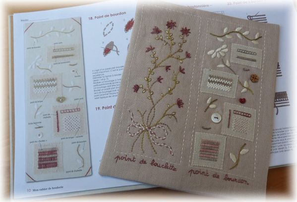 cahier broderie I a 1