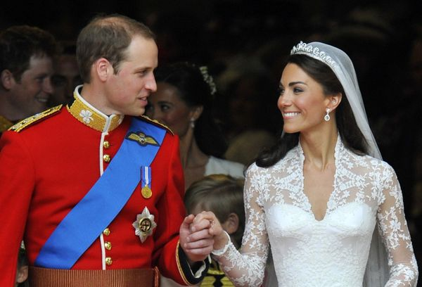 Kate e William sposi