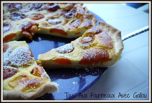 tarte aux abricots (6)