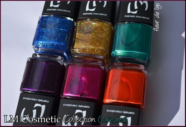 LM Cosmetic Collection Carnaval