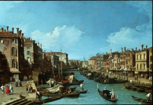 canaletto canal