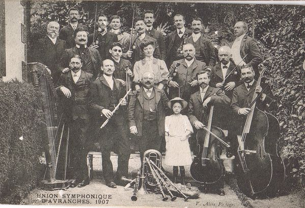 ubion symphonique de 1907