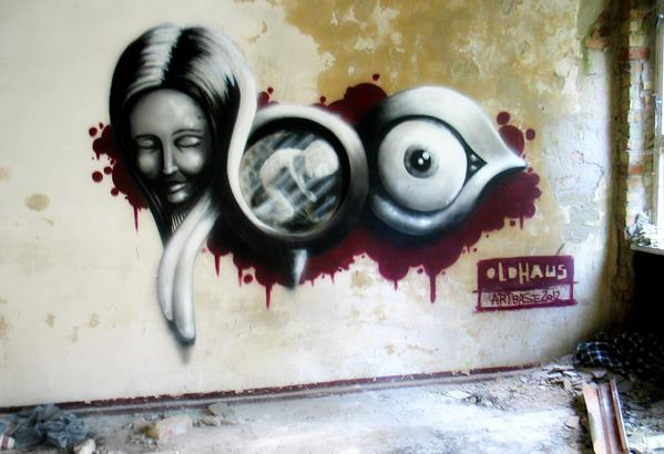 OLDHAUS-Graffiti 5