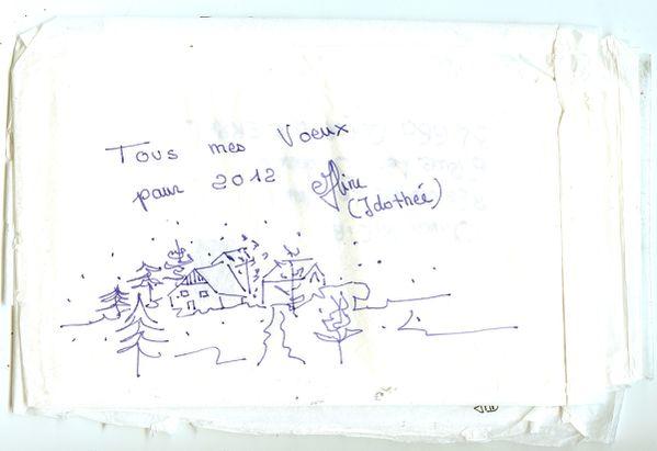 Carte de soie 2012 - c