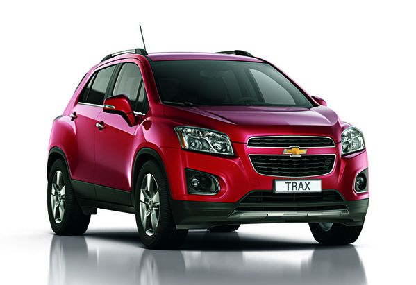 chevrolet trax suv de poche. Black Bedroom Furniture Sets. Home Design Ideas