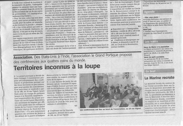 la marseillaise 27 janvier 20110001