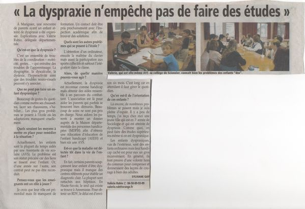 article du messager 001