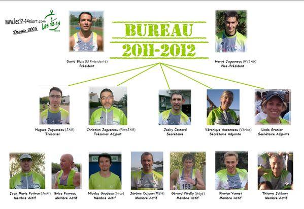 Bureau 2011-2012