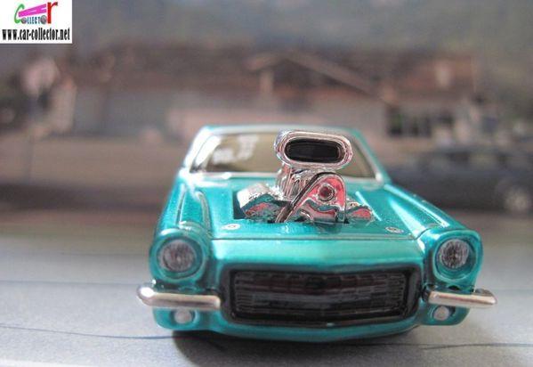 chevrolet vega green 1971 dragster maisto (4)