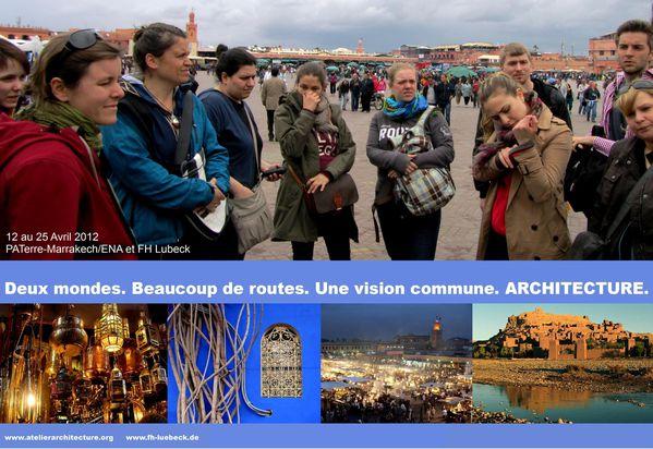 AA3T Atelier Architecture + UNESCO ATCCDD Maroc Tayyibi Rab
