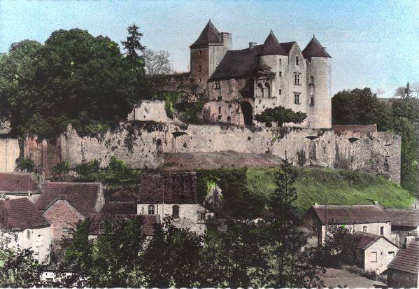14 chateau couleur