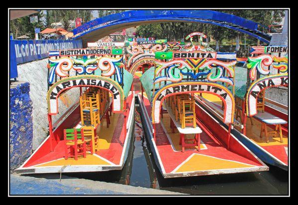 X05 Xochimilco