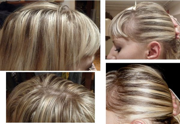 Coloration dessange blond extreme