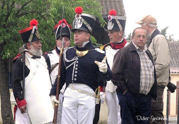 les Grognards de la Marne 1814 ( Didier Simonnet ) 25