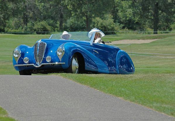 delahaye type 135 ms faget varnet cabriolet 1946 108