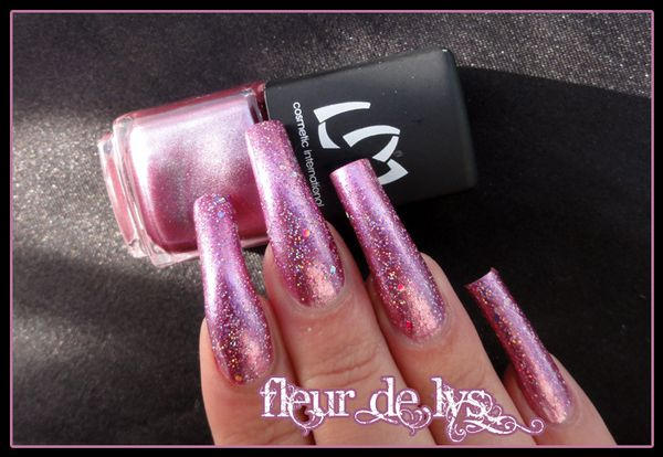 LM Cosmetic Lumineuse + Debby Colorplay 95
