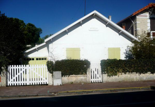 La villa Myriam de nos jours