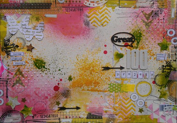 art journal 100