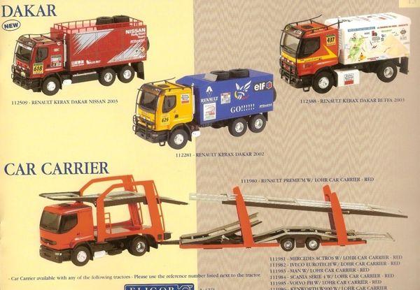 catalogue de camions eligor annee 2004 page15