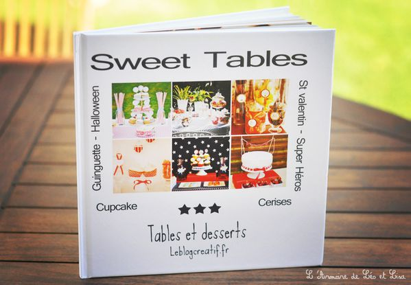 livre sweet table