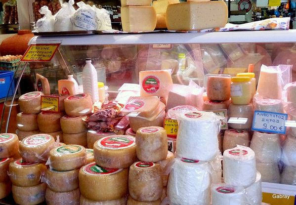 y09 - Fromages