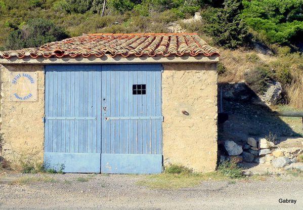 P02 - Porte de garage