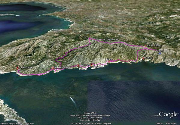 Map Escu