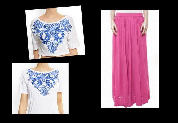 T-shirt-azulejos-Mango-et-jupe-longue-rose-Stella-Forest.jpg