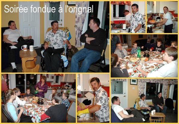 fondue Donald