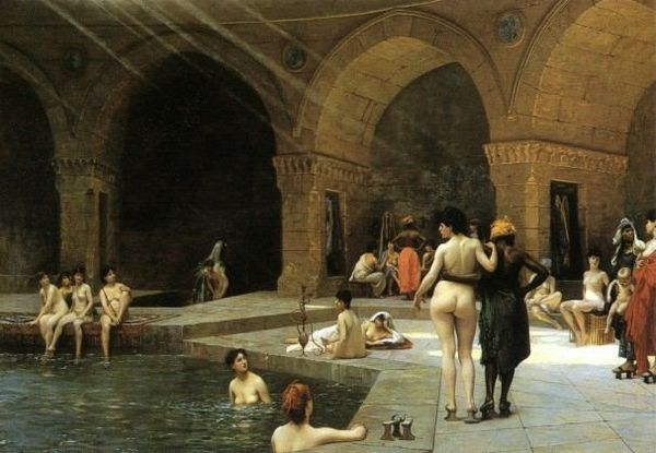 Gerome grande piscine bursa
