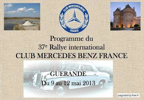 37ème rencontre internationale Mercedes