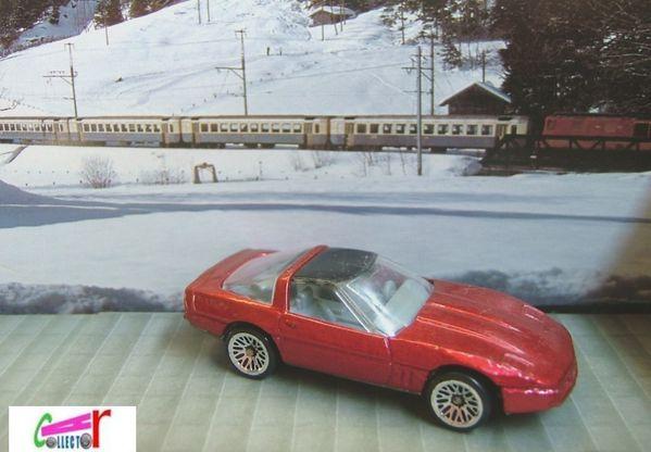 80s corvette collector n°503