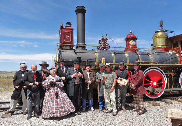 Golden Spike photo de groupe