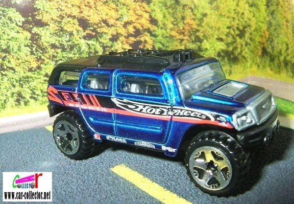 rockster hummer 2004 #023 first editions