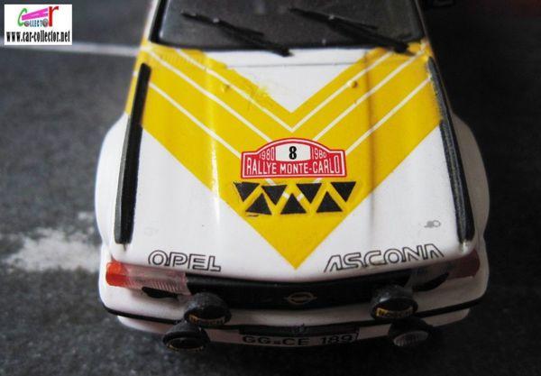 opel ascona 400 1980 teletron francfort