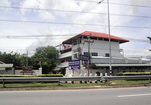 Camillian Bâtiments sur rue