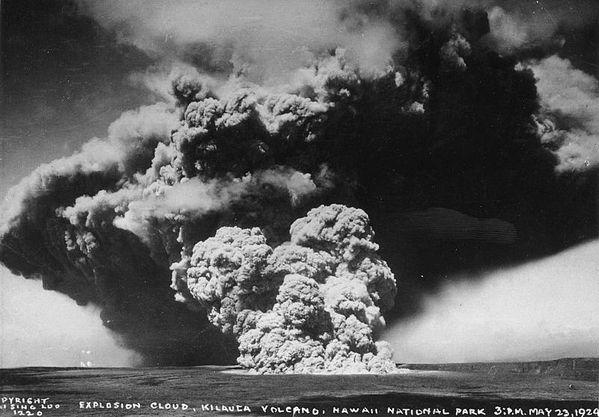 Kilauea 23.05.1924