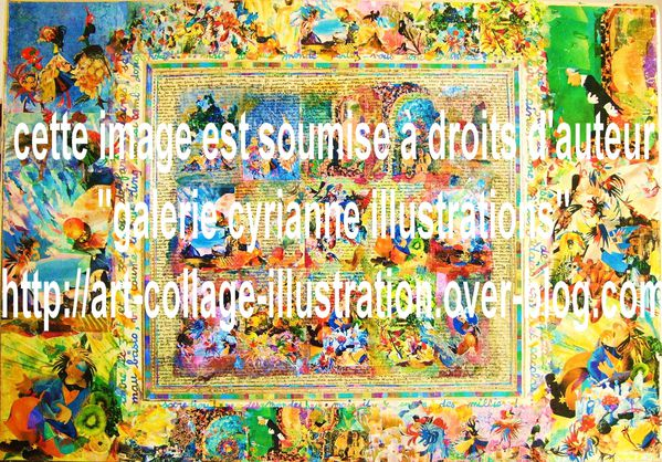 tableau-collage-illustration-conte-Leo-petit-majordome-droi.JPG
