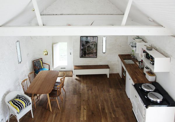 Une petite grange du 17 me r nov e a part a Small cottage renovation ideas