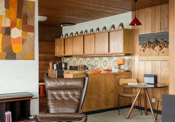 Mid-century - A PART CA 4