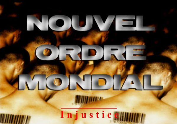 Nouvel Ordre Mondial Taghout Injustice