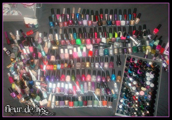 Collection Vernis ( Janv 2011 )