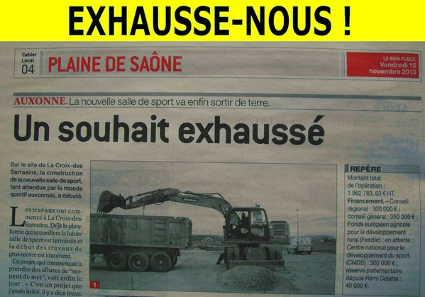 Exhausse-nous