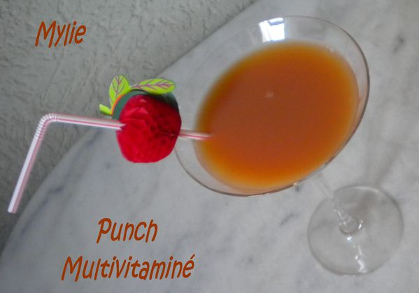 punch multivitaminé 3